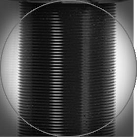 black chromium plated black